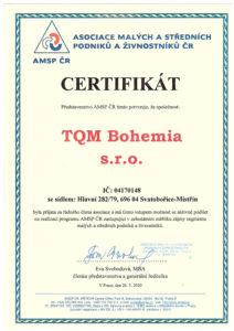 Asociace malých a středních podnikatelů – AMSP ČR